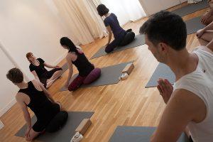 Hatha Yoga avec Camille